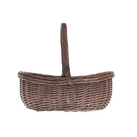 Gift wicker basket
