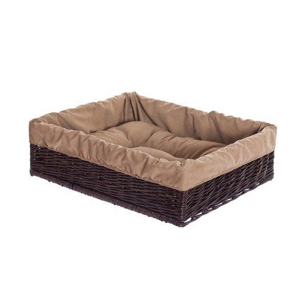 ff693761762769 Prostokątne legowisko dla psa z poduszką | Kontakt Promocje Kosze ...