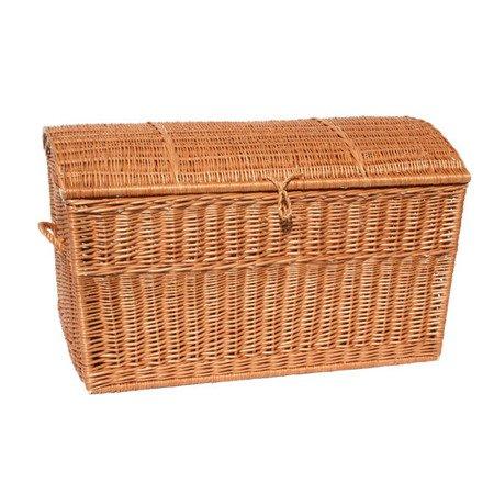 Kufer wiklinowy